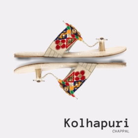 Ladies Hand Made Kolhapuri
