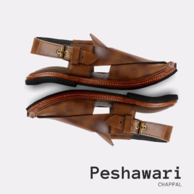 Gents Hand Made Peshawari Sandal