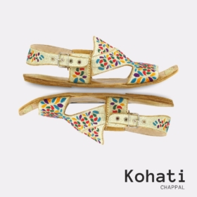 Gents Hand Made Kohati Sandal
